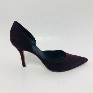 CELINE Shoes Heels Pumps D-orsay Slip On Shoes